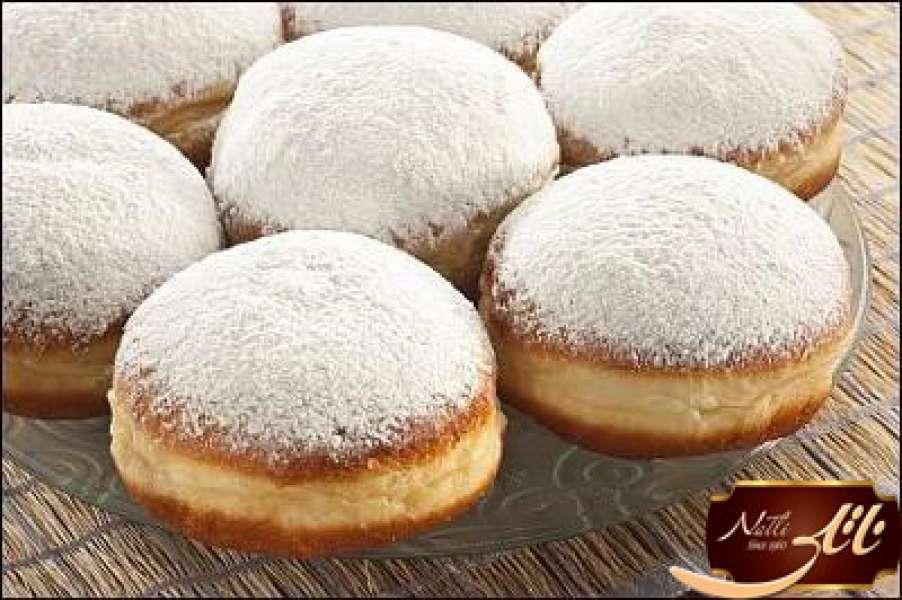 «دونات» شیرینی گرد و خوشمزه