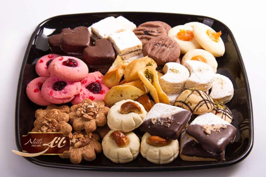 شیرینی های خشک، ماندگار و خوش طعم