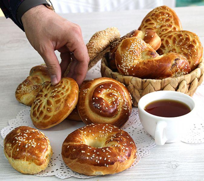 نانهای فانتزی و طعمدار ناتلی