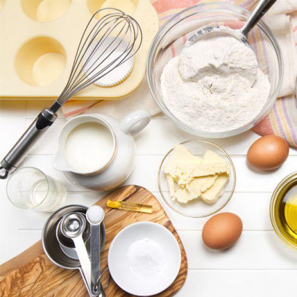 آموزش 6 دستور پخت شیرینی بدون فر و آسان