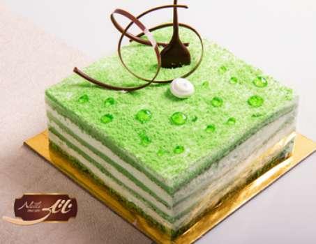کیک چای سبز و افسانه ای