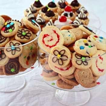 شیرینیهای خشک، ماندگار و خوش طعم