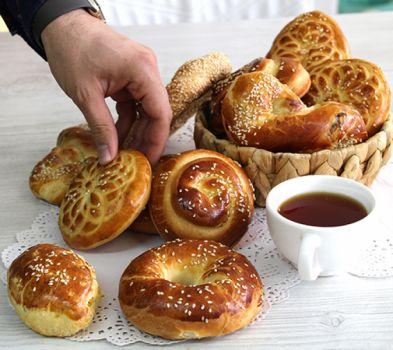 نان های فانتزی و طعم دار ناتلی