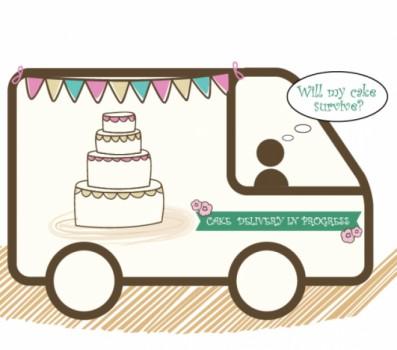 رازهای طلایی حمل و نقل، مراقبت و نگهداری کیک تولد