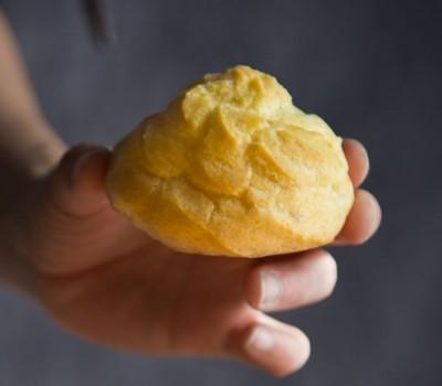دستور تهیه نان خامهای