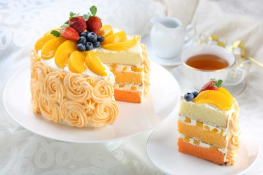 فیلینگ کیک چیست؟