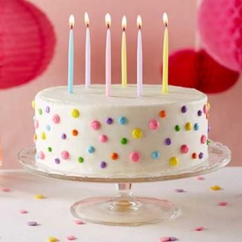 ۱۵ ایده آسان برای تزیین کیک تولد