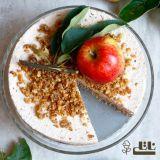 تهیه کیک سیب در خانه ، طعمی خوشمزه و متفاوت