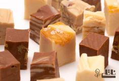 آشنایی با شیرینی Fudge انواع و طرز تهیهی آن
