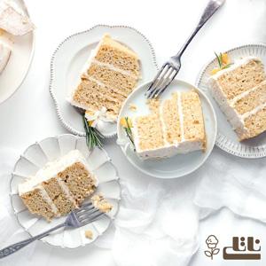 وزن کیک موردنظر