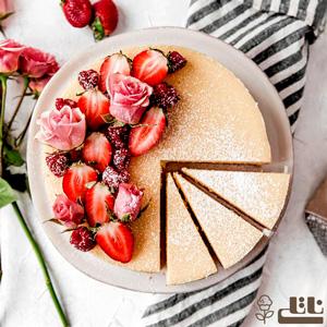 نکات مهم در طرز تهیه چیز کیک یخچالی بدون قالب کمربندی