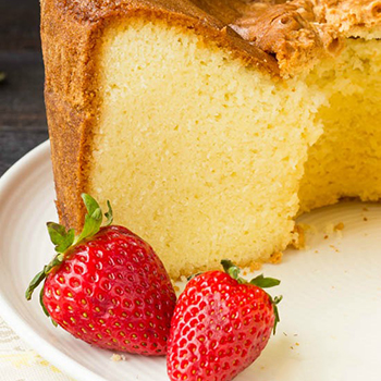 کیک خانگی