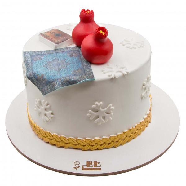 کیک سفره شب یلدا