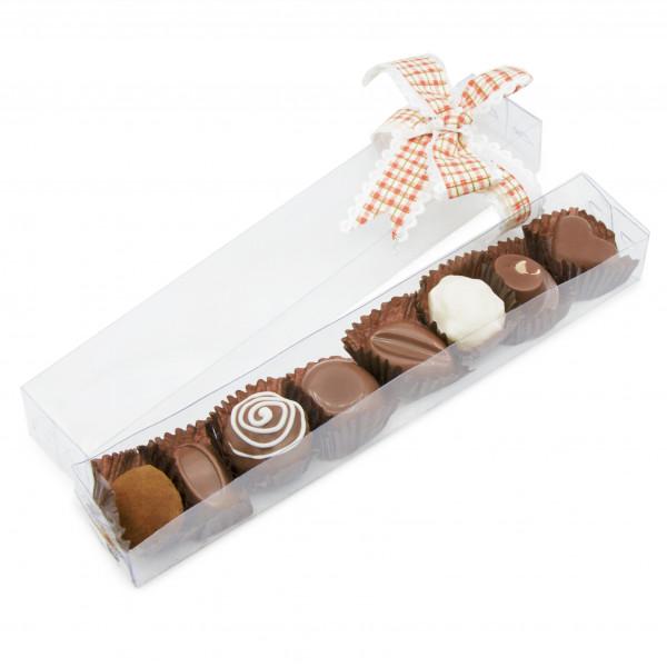 شکلات فیگور مغزدار 8 عددی