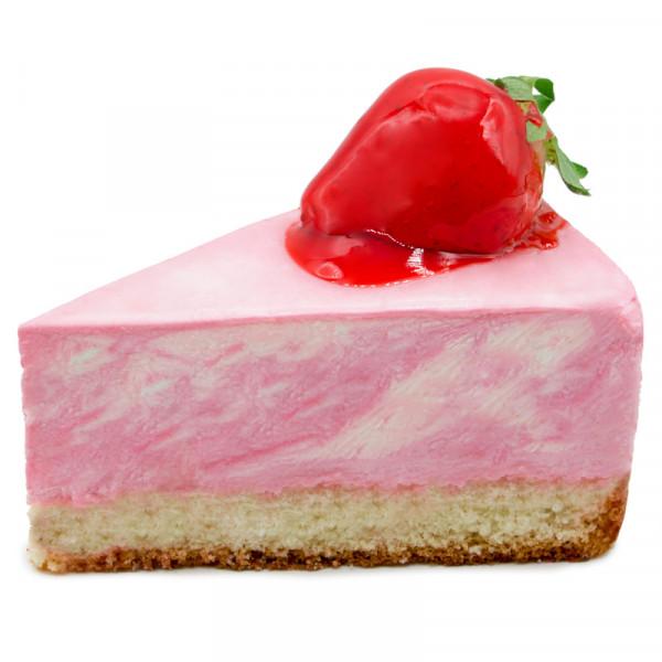 چیز کیک توت فرنگی