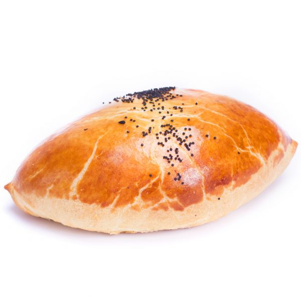 نان پواچا پنیر و اسفناج