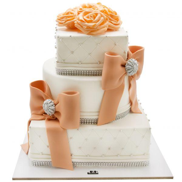کیک عروسی مارال