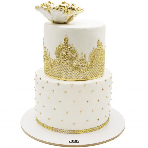 کیک عروسی ملکه کاساندان