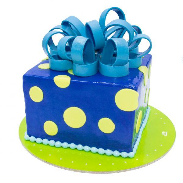 کیک تولد پسرانه هدیه 4