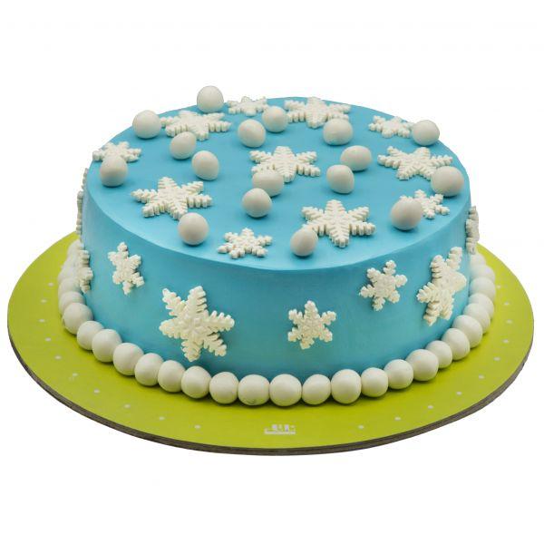 کیک دونه برف