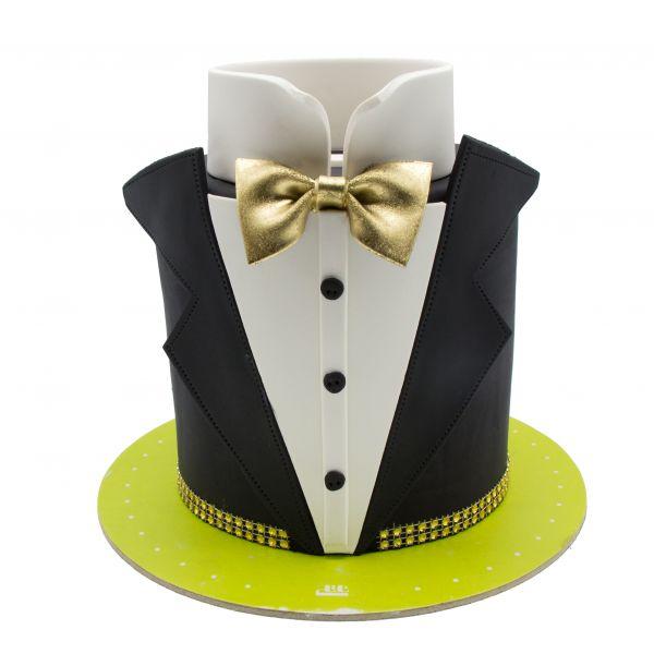 کیک تولد پسرانه پاپیون 5