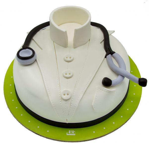کیک آقای دکتر متخصص