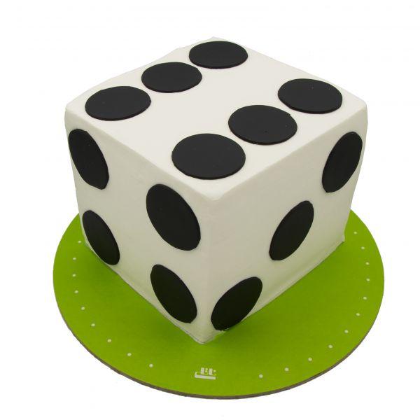 کیک تاس