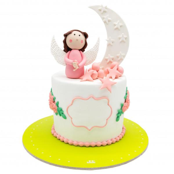 کیک تولد دخترانه فرشته 2