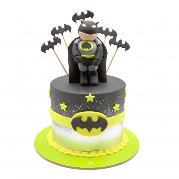 کیک تولد پسرانه بتمن 3