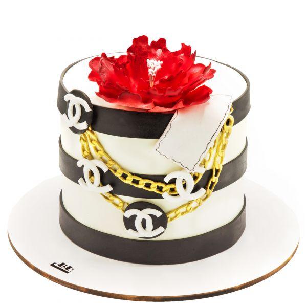 کیک تولد دخترانه شنل 2