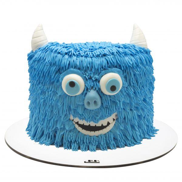 کیک تولد پسرانه سالیوان