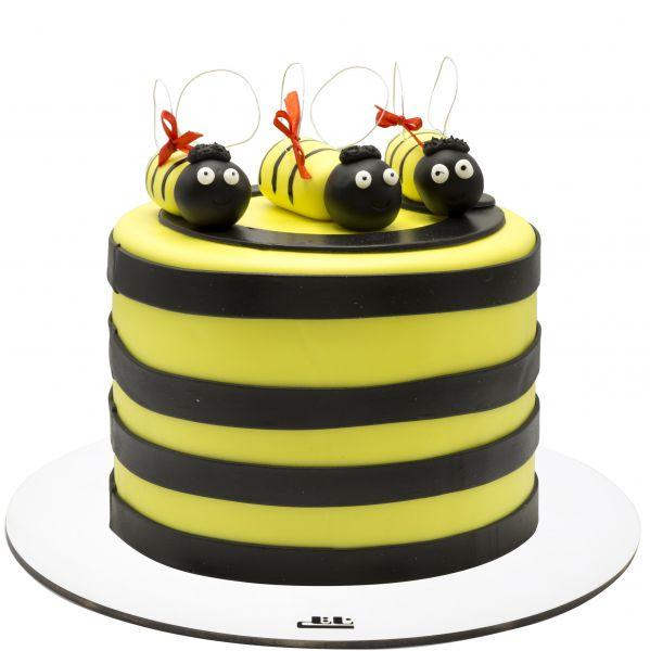 کیک تولد زنبور عسل 2