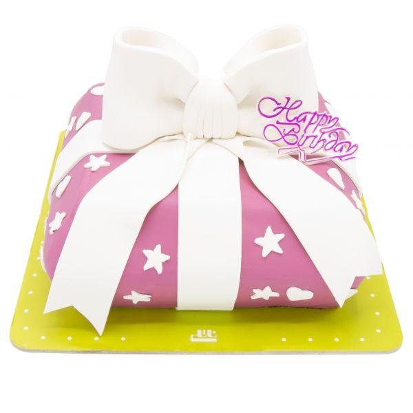 کیک تولد دخترانه هدیه ناب