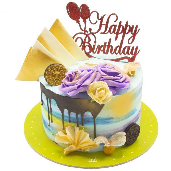 کیک روژین