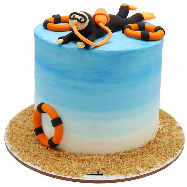 کیک غواص