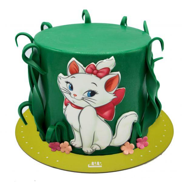 کیک گربه اشرافی