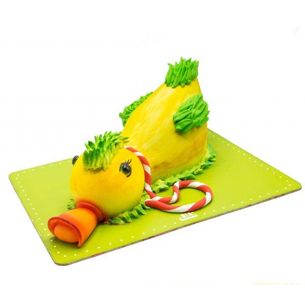 کیک جوجه اردک شیطون
