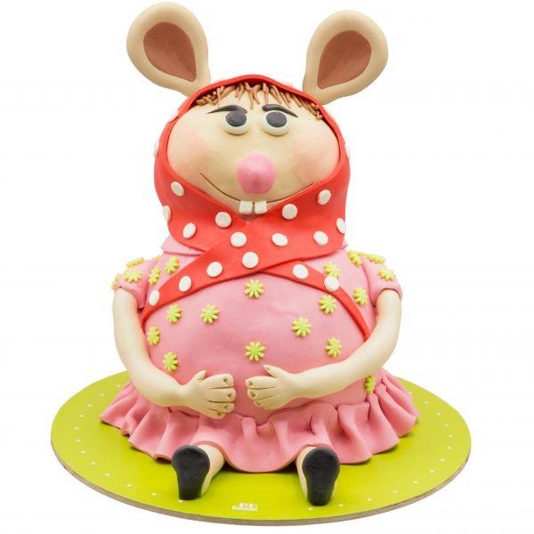 کیک موش مدرسه موشها