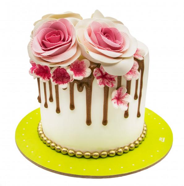 کیک رزین
