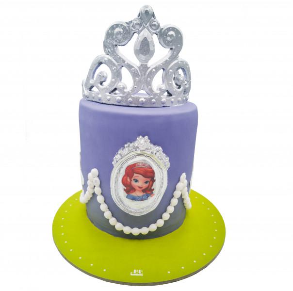 کیک تاج سوفیا