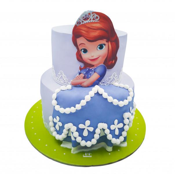 کیک سوفیا مهربون