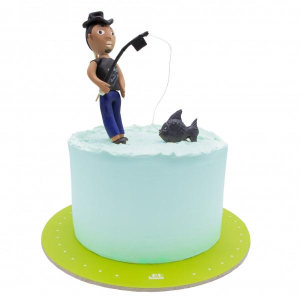 کیک ماهیگیری