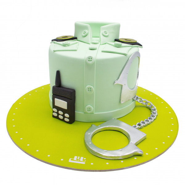 کیک پلیس قهرمان