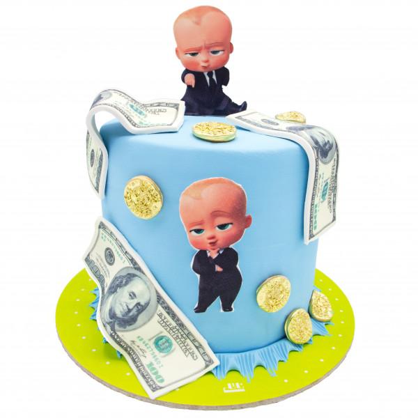 کیک بچه خان