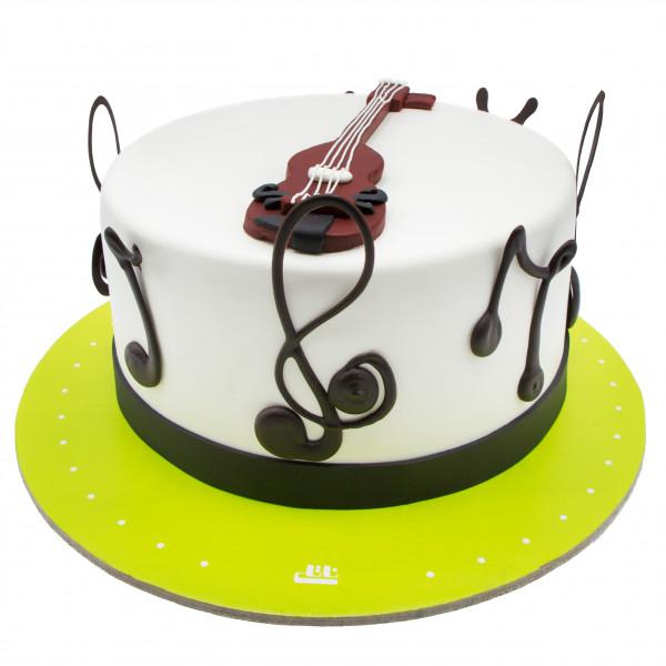 کیک ویولن