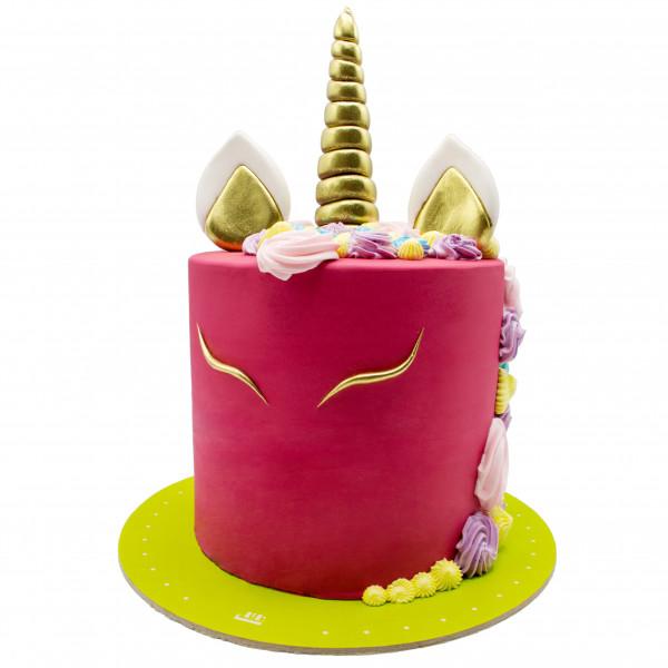 کیک اسب تک شاخ زیبا