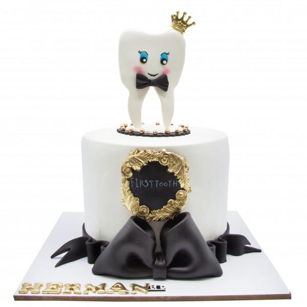 کیک دندونی شاه دندان