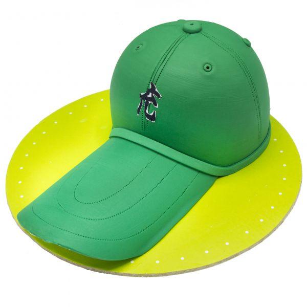 کیک پسرانه کلاه سبز