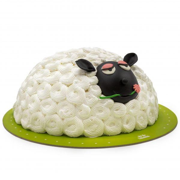 کیک گوسفند ناقلا