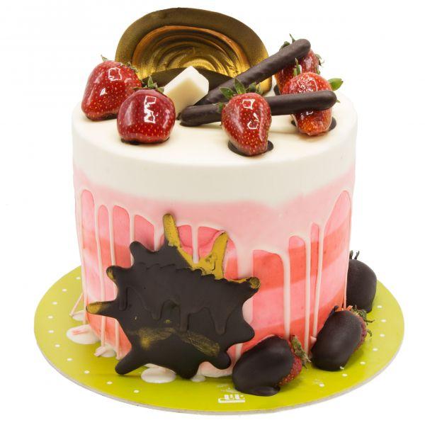 کیک خامه ای نغمه